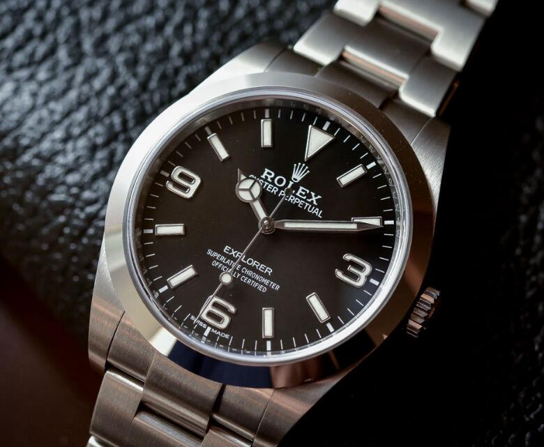 The Explorer has maintained its low price as it is not as popular as Submariner.