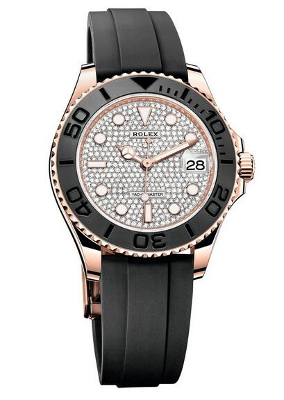 Swiss fake watches are brilliant with diamonds on the dials.